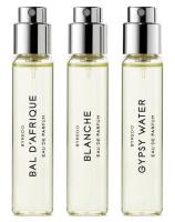 Byredo La Selection Nomade набор мини (Bal d'Afrique, Blanche, Gypsy Water)
